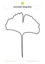 Ausmalbilder Blätter - Kostenlose Ausmalbilder