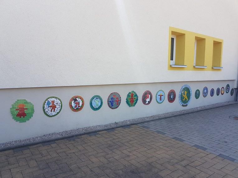 Wandgestaltung