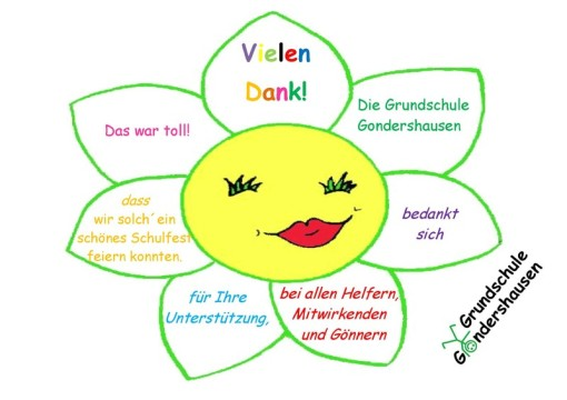 Grundschule Gondershausen  Schulfest