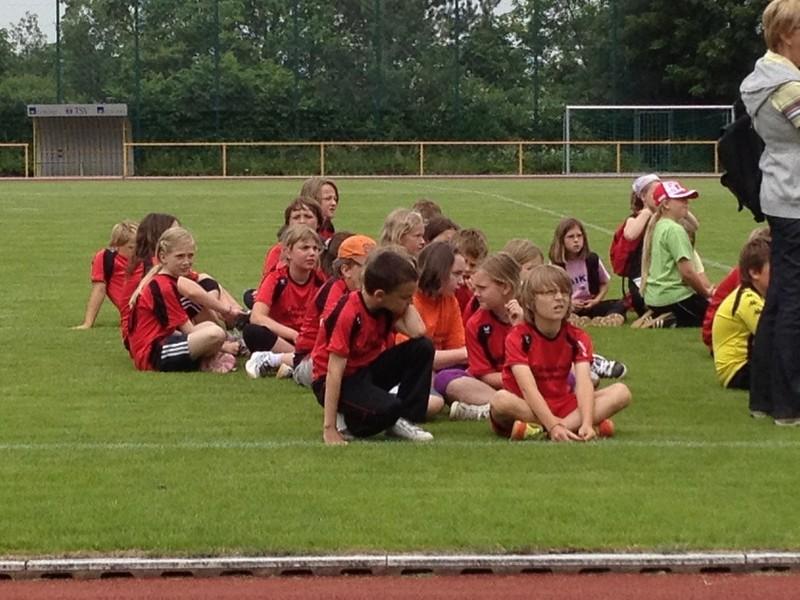 Grundschule Gondershausen  Vielseitigkeitswettbewerb