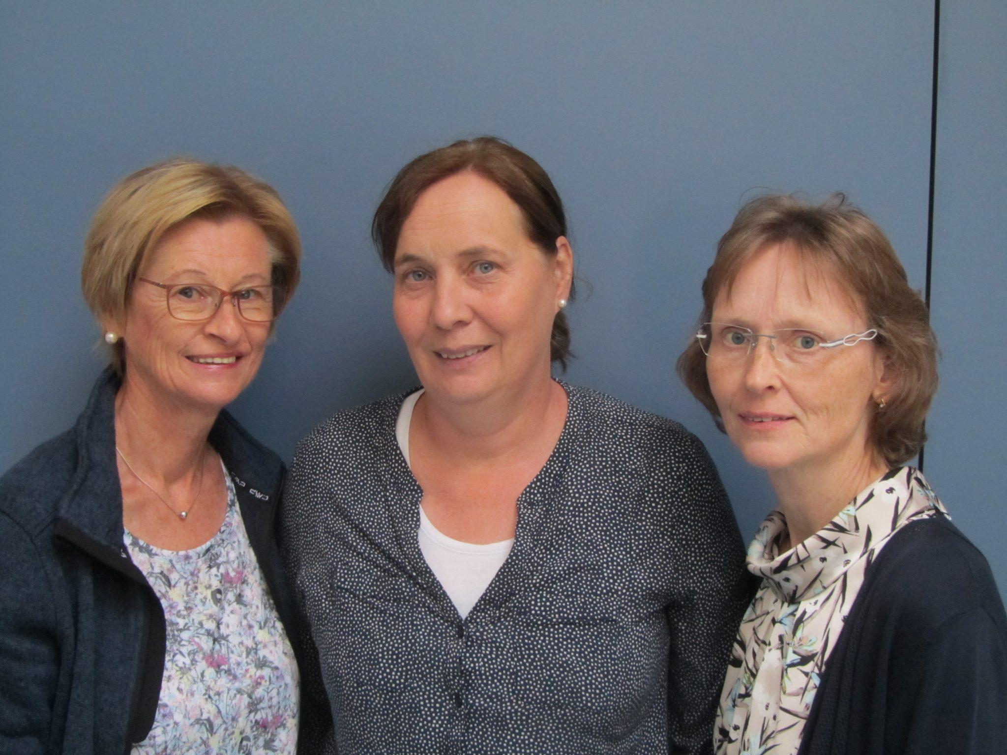 Pädagogische Mitarbeiterinnen