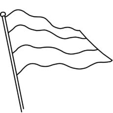 Malvorlage fahne Coloring and Malvorlagan