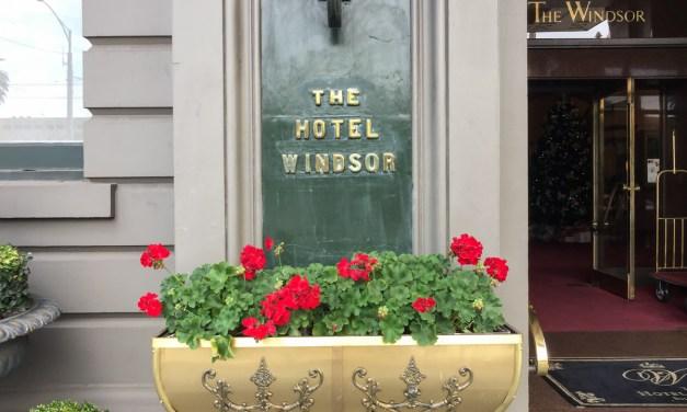 Hotel Windsor – High Tea