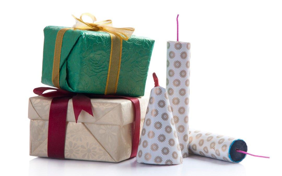"""Haftung beim Auspacken eines """"explosiven"""" Geschenks"""