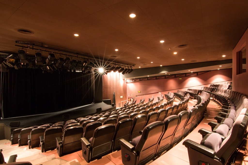 Teatro Club Capitol  Sala 2  Monlogos Barcelona  Grup
