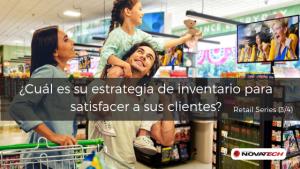 Satisfacción del cliente Retail