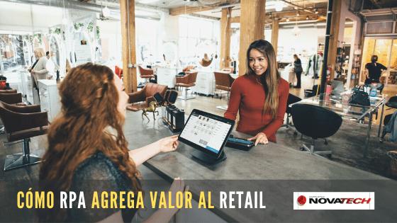 RPA en Retail