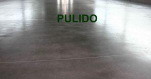 suelo pulido
