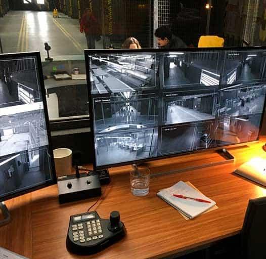control vigilancia vis a vis