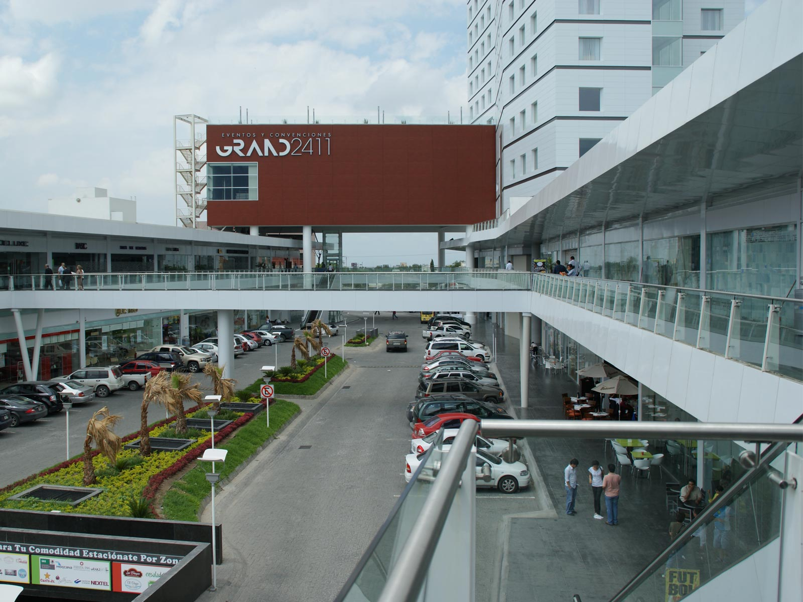 Grupo Arquitech  Arquitectura  Hoteles  PASEO TEC