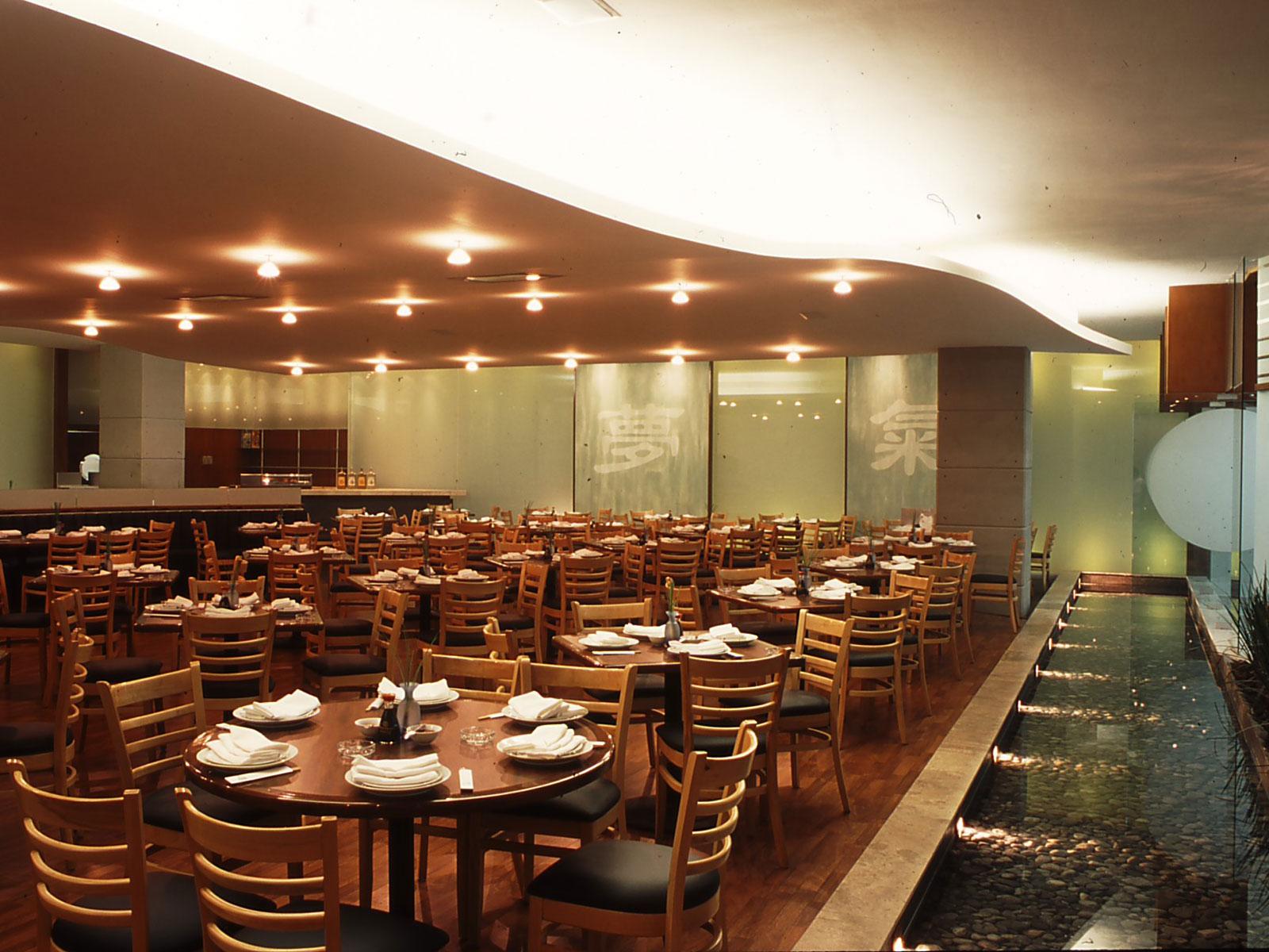 Grupo Arquitech  Construccin  Restaurantes