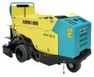 AFW 150 G Potencia 11,3 CV Peso cargado de 940 Kg Ancho de trabajo 600 - 1650 mm Producción 35 t/h Velocidad de trabajo de 0 a 2,5 m/min