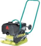 APF 1850 Benzine Potencia: 5 CV Peso: 100 kg Ancho de trabajo: 500 mm Fuerza centrífuga: 12 kN Frecuencia vibración: 85 Hz Profundidad de compactación: 20 cm