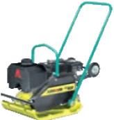 APF 1850 Bencina Potencia: 4,2 CV Peso: 117 kg Ancho de trabajo: 500 mm Fuerza centrífuga: 18 kN Frecuencia vibración: 85 Hz Profundidad de compactación: 25 cm