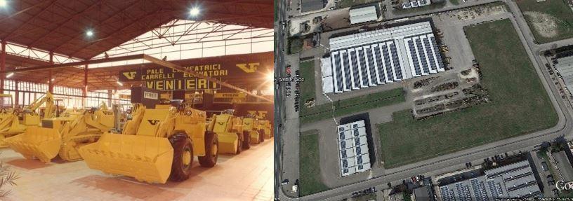 venieri fabrica y empresa 70 años