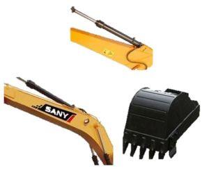 SANY SYC6028 60 t Excavadora con brazo de demolición y de excavación.