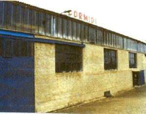 CORMIDI - LA FABRICA