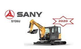 SANY SY26U