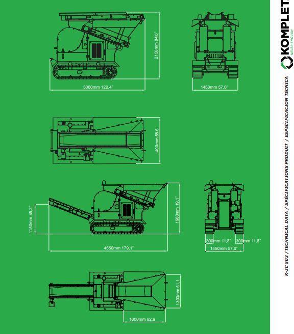 PRODUCTO NUEVO: KOMPLET K-JC-503