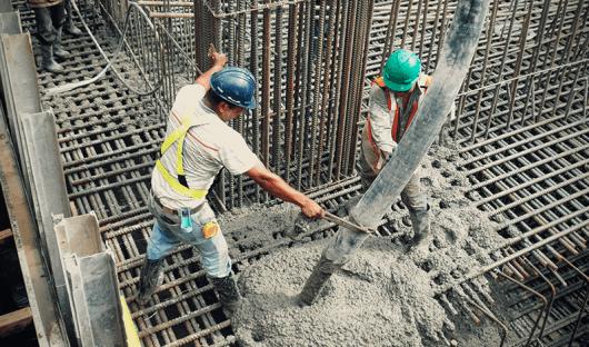 LA CONSTRUCCION CRECE +5%
