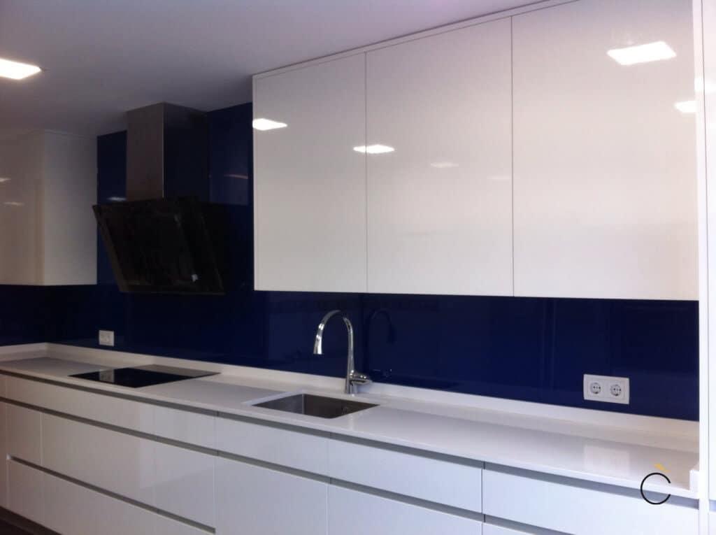 Las 10 mejores Cocinas Blancas modernas en Madrid