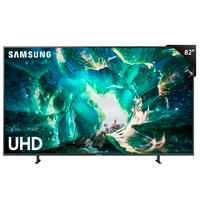 TELEVISION LED SAMSUNG 82 SMART TV SERIE RU8000, UHD 4K 3,840 X 2,160, 4 HDMI, 2 USB