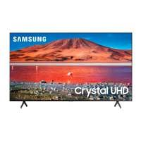 TELEVISION LED SAMSUNG 43 SMART TV SERIE TU7000, UHD 4K 3,840 X 2,160, 2 HDMI, 1 USB