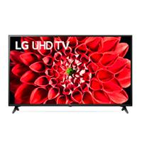 TELEVISION LED LG 43 SMART TV WEBOS, UHD, IPS 60 HZ ACTIVE HDR 10 3 HDMI 2 USB INTELIGENCIA ARTIFICIAL AI THINQ GOOGLE ASSISTANT AMAZON ALEXA QUAD CORE PROCESSOR