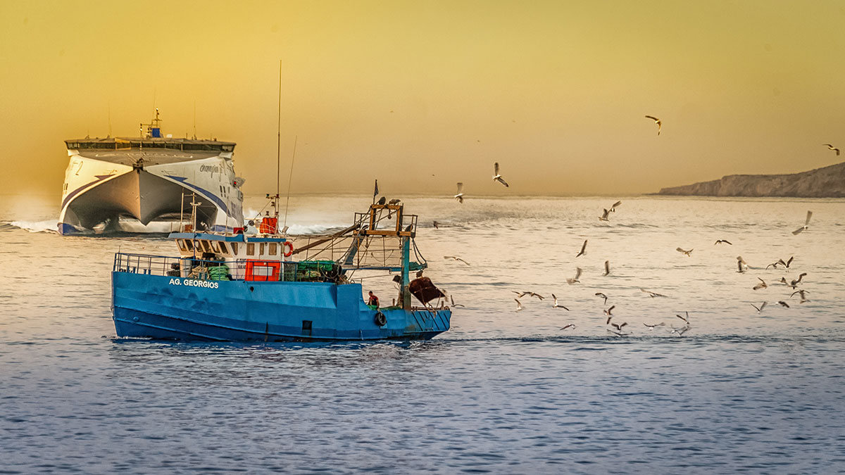 EU's sustainable fisheries target