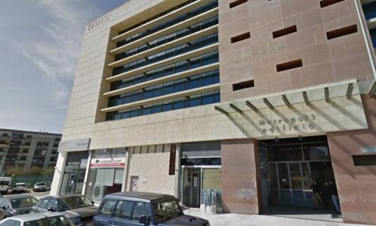 Oficina de Grupo Externa en Sevilla.