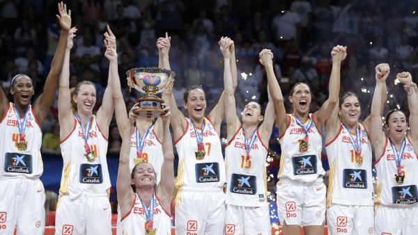 ¡Felicidades España!