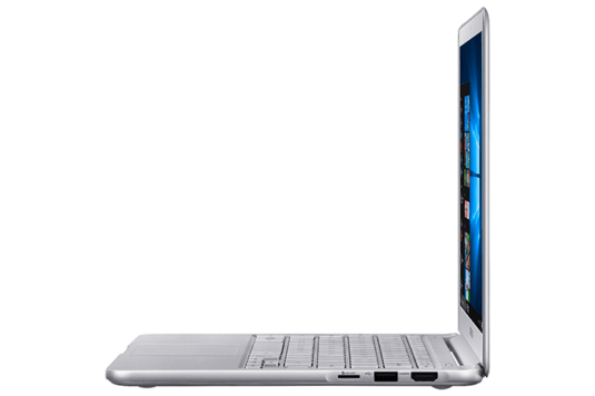 Ambas as versões são equipadas com processadores de sétima geração (Foto: Divulgação/Samsung)