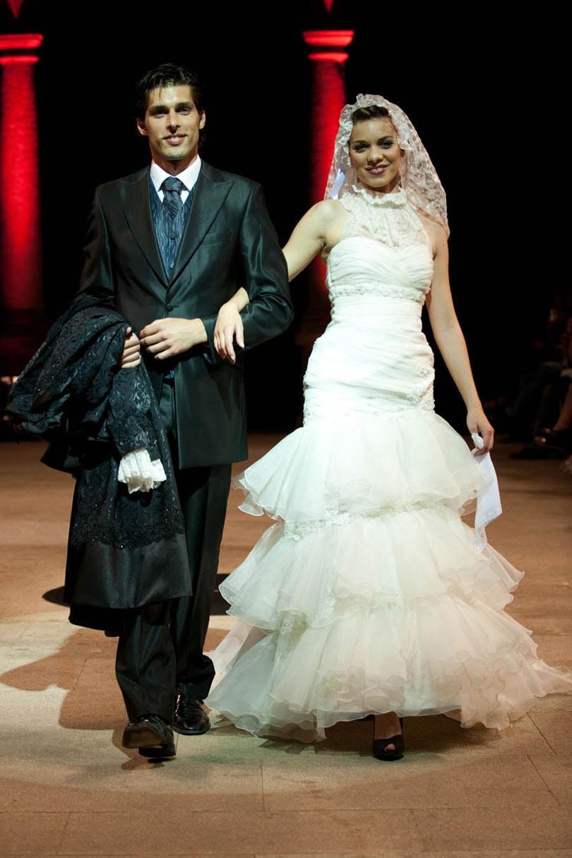 La moda nupcial da el sí quiero a la Galicia Fashion Week
