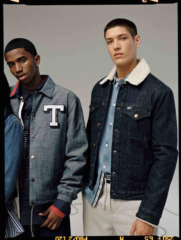 Tommy Jeans y sus influencers para Otoño 2018
