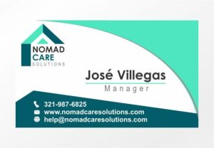 Proyecto NOMAD CARE SOLUTION - Imagen Corporativa