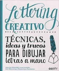 Libro de Lettering en español