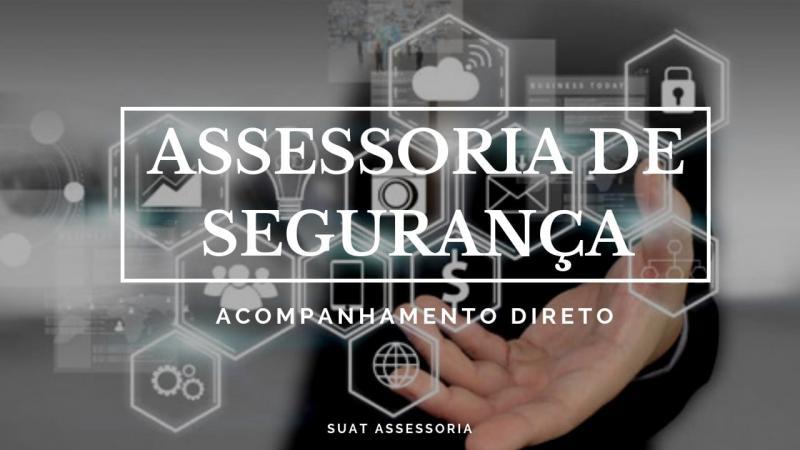 Consultoria de Projeto de Segurança