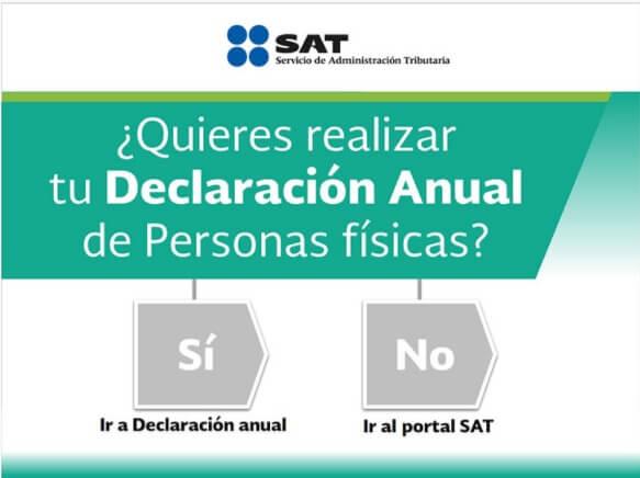 Se libera DeclaraSAT para declaración ejercicio 2017.