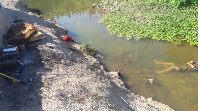 Guarda Civil localiza corpo pelo Córrego da Servidão em Rio Claro