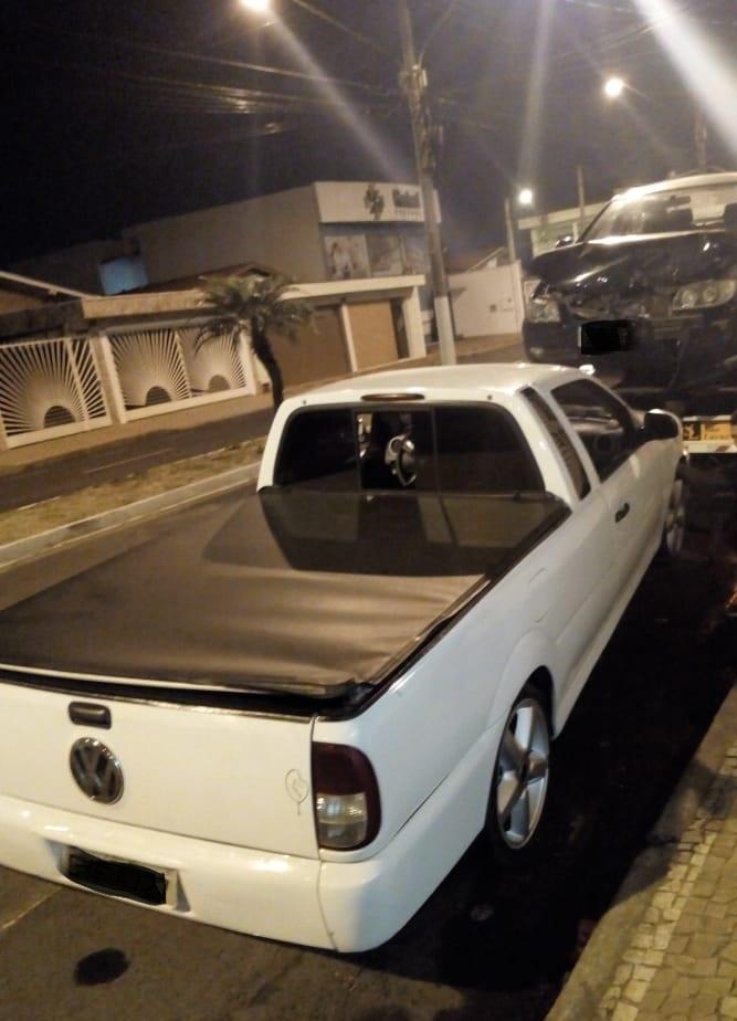 Guarda Civil recolhe veículo de condutor reincidente na Lei do Pancadão