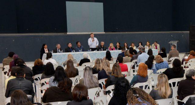 Rio Claro orienta professores  sobre a Lei Maria da Penha