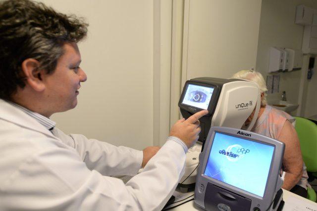 Espaço Mais Saúde já realizou  quase 600 cirurgias oftalmológicas