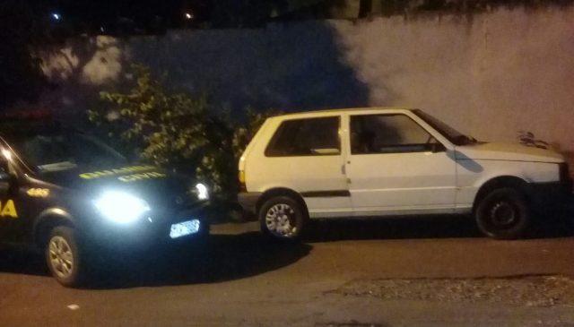 Guarda Civil recupera veículo furtado em Rio Claro