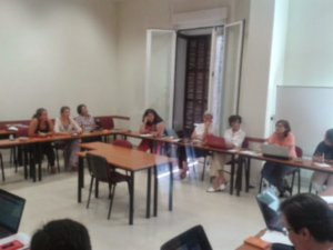 Reunión CN y Coordinadores Locales