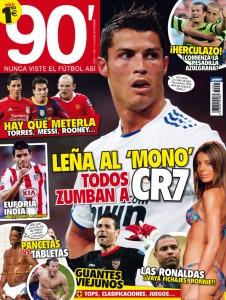"""Neues Wöchentliches Fußball-Magazin für Spanien: """"90 '"""""""