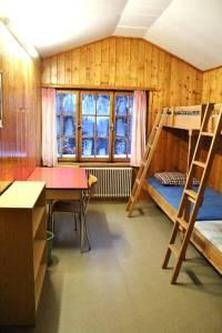Gruppenhaus Sonnenhof, Preda, Schweiz