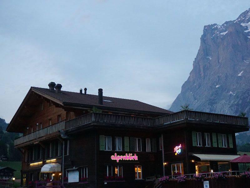 Hotel Alpenblick Grindelwald Switzerland