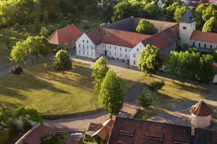 Kloster Hedersleben  gruppenhausde