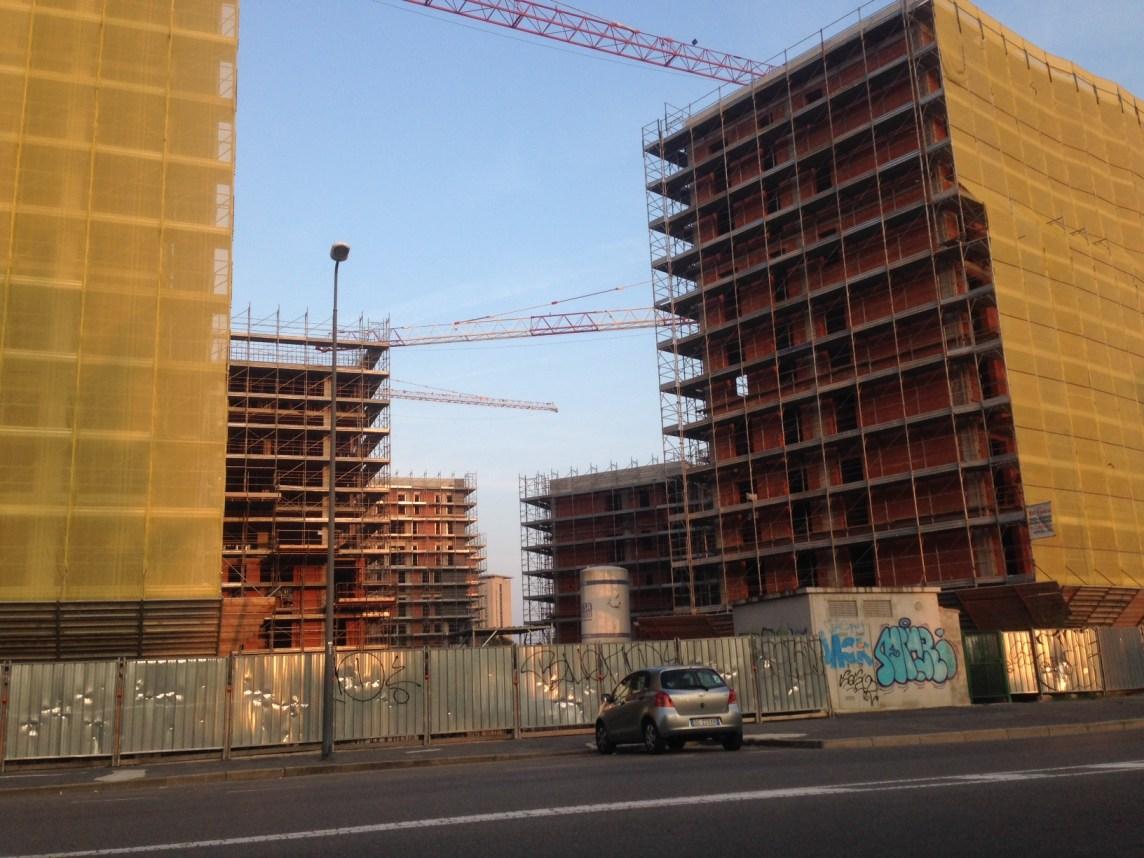 Via Voltri Milano - Gruppo Di Falco Ponteggi