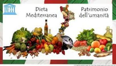 La Dieta mediterranea patrimonio dell'umanità